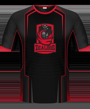 Zealous eSports - Short Sleeve Jersey