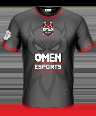 Omen eSports - 2016 Jersey