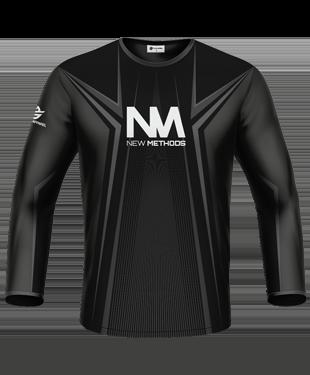 Team New Methods - Player Replica Long Sleeve Jersey 2016