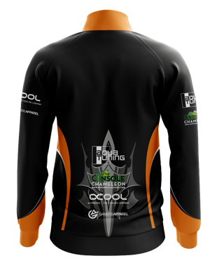 Team Penguin Overlords - Esports Player Jacket
