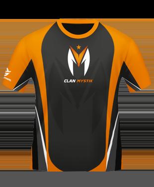 Clan Mystik - Short Sleeve Jersey