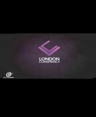 London Conspiracy Mousepad