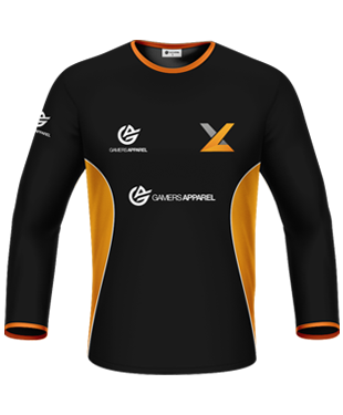 exceL eSports - Pro Player Replica Long Sleeve Jersey - 2016