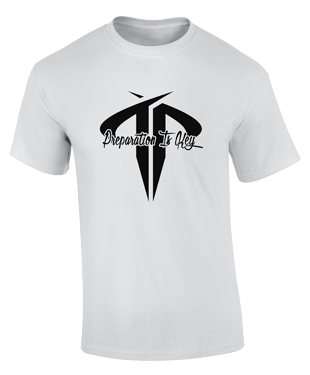 Team Preparation - White T-Shirt