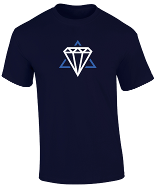 Flawless Gaming - T-Shirt - Navy