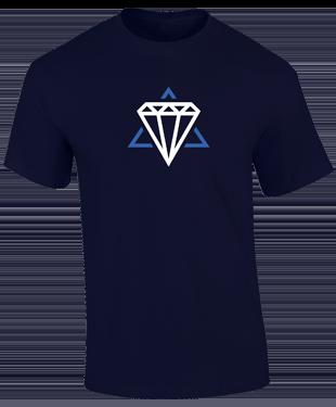 Flawless Gaming - T-Shirt - Navy