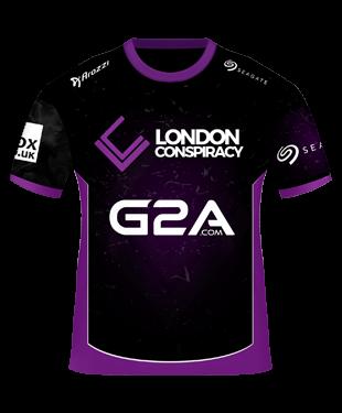 London Conspiracy Short Sleeve Jersey - 2015-16