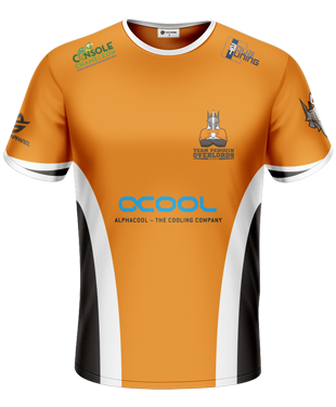 Team Penguin Overlords - Player Jersey - 2016