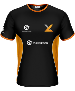 exceL eSports - Pro Player Replica Short Sleeve Jersey - 2016