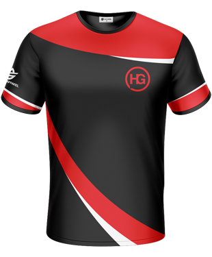 Hatton Games - 2015-16 Short Sleeve Jersey