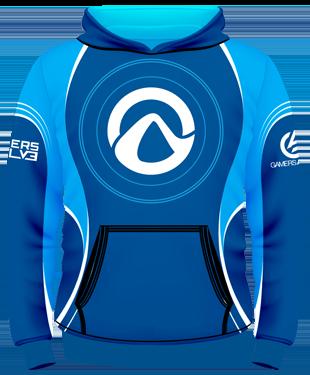 Arion Gaming - Hoodie - Blue