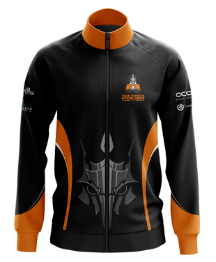 Team Penguin Overlords - Esports Jacket