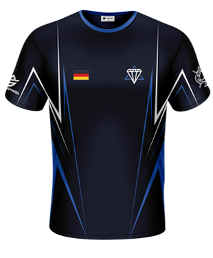 Flawless Gaming - Player Replica Short Sleeve Jersey - 2016