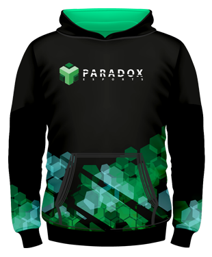 Paradox eSports - Hoodie without Zip