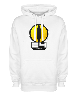 Eye 4 eSports - Hoodie without Zipper - White