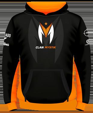 Clan Mystik - Hoodie without Zipper