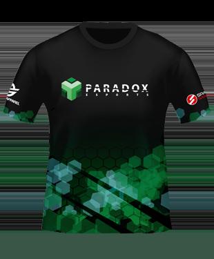 Paradox eSports - Short Sleeve Jersey