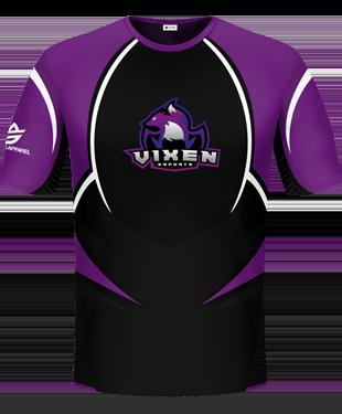 Vixen eSports - Short Sleeve Jersey - 2016