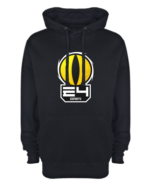 Eye 4 eSports - Hoodie without Zipper - Black