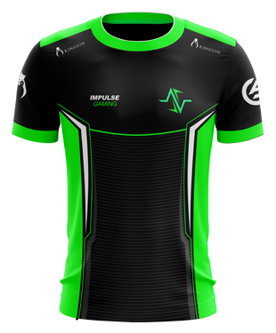 Impulse Gaming - Short Sleeve Jersey