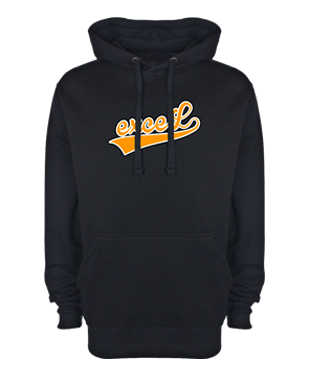 exceL eSports - Hoodie without Zipper - Black