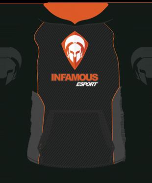 InFamous eSports - Hoodie