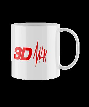 3DMAX - Mug