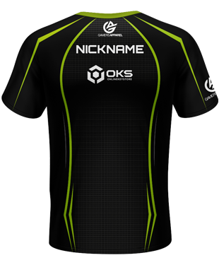 Rize Gaming - 2016-17 Player Jersey