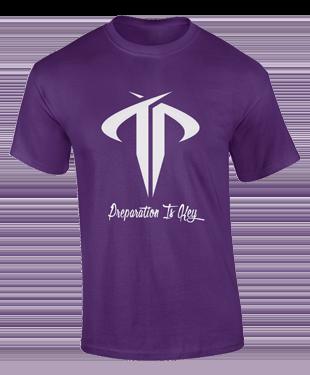 Team Preparation - Purple T-Shirt