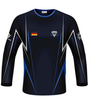Flawless Gaming - Long Sleeve Jersey 2016