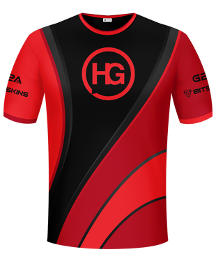 Hatton Games - 2016-17 - Black Short Sleeve Jersey