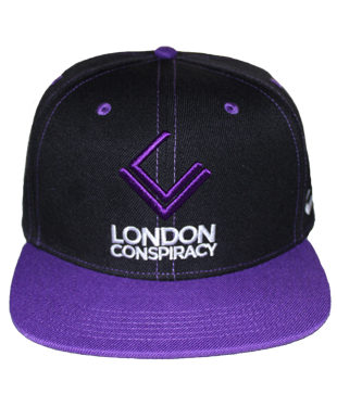 London Conspiracy - Snapback Cap