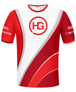 Hatton Games - 2016-17 - White Short Sleeve Jersey