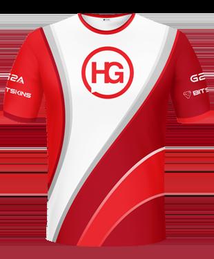 Hatton Games - 2016-17 - White Short Sleeve Jersey