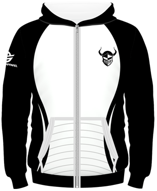 The Chaos Vanguard Hoodie (with Zipper)