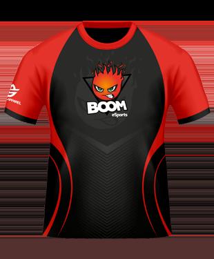 Boom eSports - Short Sleeve Jersey