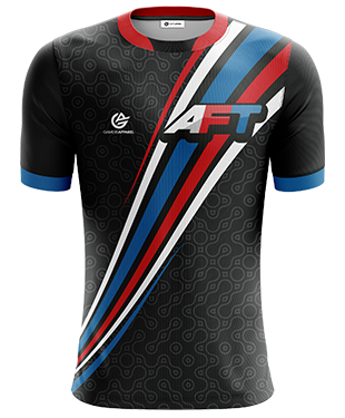 Afterthought - Short Sleeve Esports Jersey