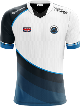 Arion Gaming - Pro Short Sleeve Esports Jersey