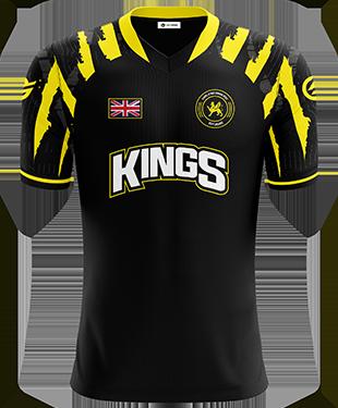 Carlstad Kings ESC - Short Sleeve Esports Jersey