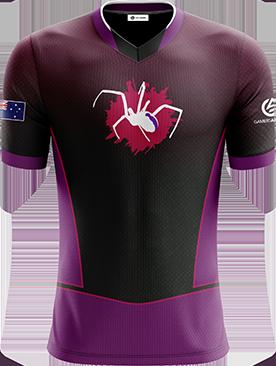 Caution - Short Sleeve Esports Jersey