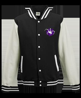 Caution - Varsity Jacket