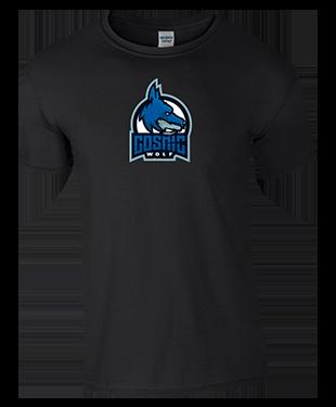 Cosmic Wolf - T-Shirt
