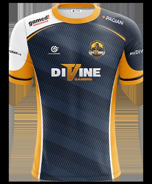 Divine - Short Sleeve Esports Jersey