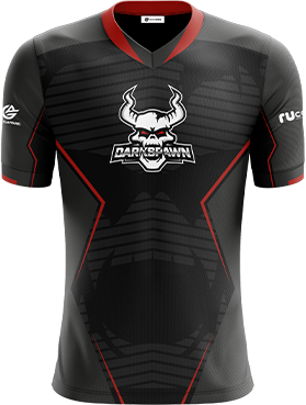 DarkSpawn - Short Sleeve Esports Jersey