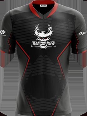 DarkSpawn - Short Sleeve Esports Jersey