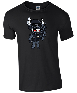DarkSpawn - CSGO Chibi T-Shirt