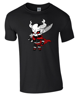 DarkSpawn - Chibi T-Shirt