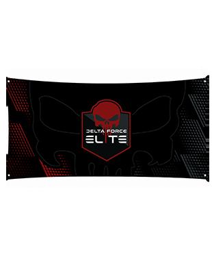 Delta Force Elite - Wall Flag