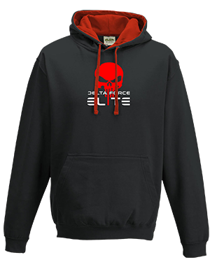Delta Force Elite - Contrast Hoodie