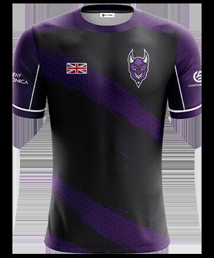Demonica Esports - Short Sleeve Esports Jersey